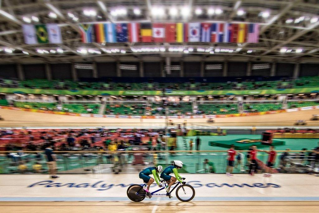 Mais de 170 atletas de 30 países disputam Mundial de Paraciclismo de Pista no velódromo do Parque Olímpico da Barra