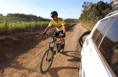 Fred pedala 600 km para lançar campanha