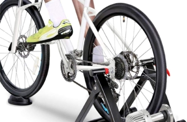 Como realizar treinamento no rolo de bike