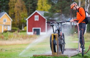 Como lavar sua bike de maneira correta
