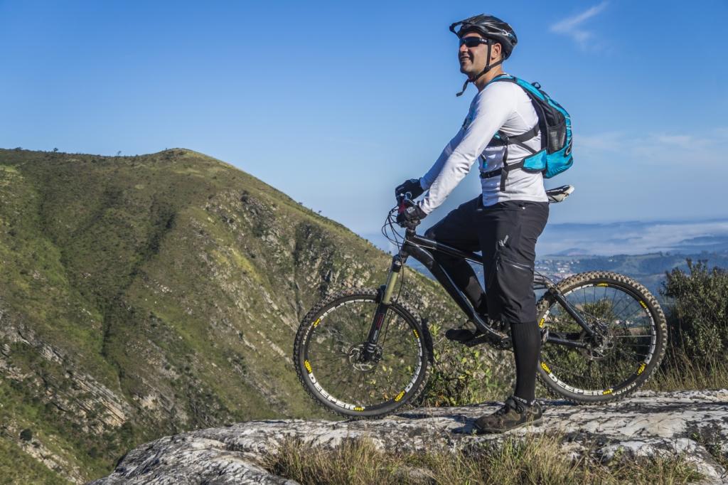 começar com mountain bikes